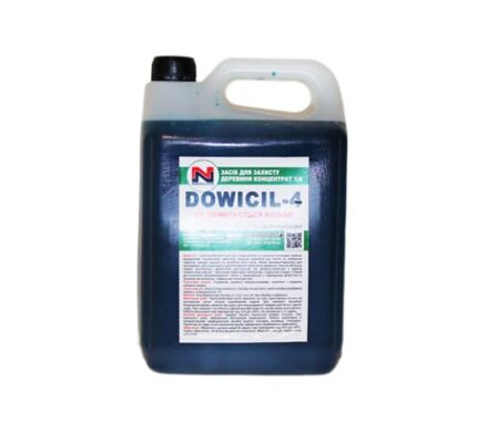 Wood preservative DOWISIL-4 concentrate 1: 9 3l.