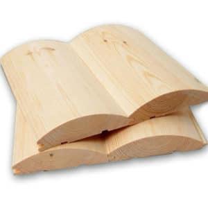Блок-хаус дерев'яний