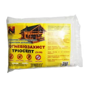 Fire protection for tree triosept 1 kg