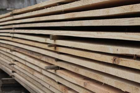 Edged board pine 25*200 mm