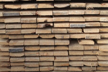 Board cut pine 25*120*3000 mm
