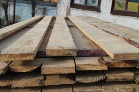 Board cut pine 25*120*3000 mm