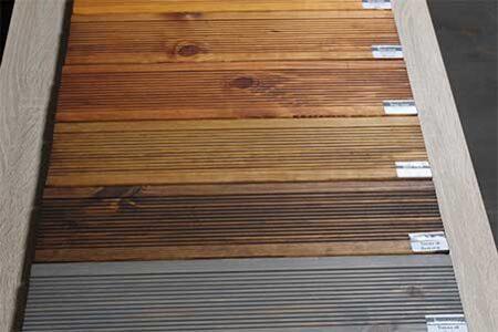 Terrace board pine 1 grade 35*100 mm