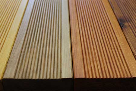 Terrace board pine 1 grade 35*100 mm