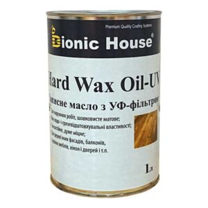 «Hard Wax Oil - UV»