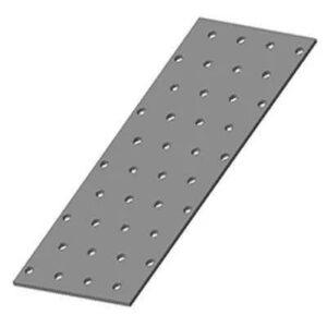 Перфорированный крепеж пластина 60х160х2 мм