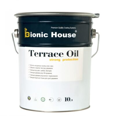 Терасне масло Strong Protect Bionic House
